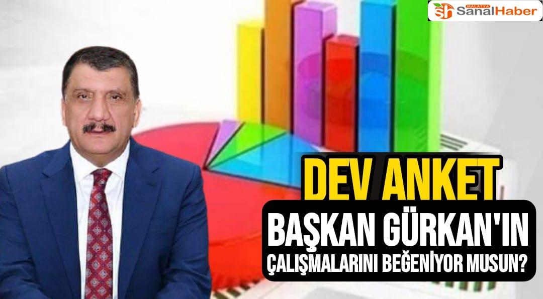 Başkan Gürkan'ın çalışmalarını beğeniyor musunuz?