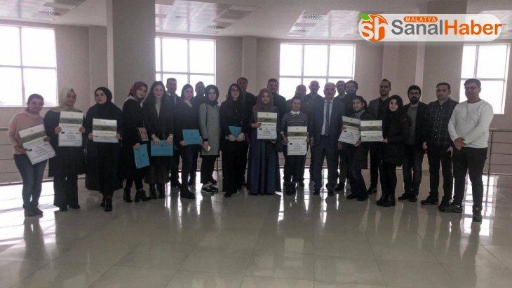 'Yabancılara Türkçe Öğretimi' sertifika töreni düzenlendi