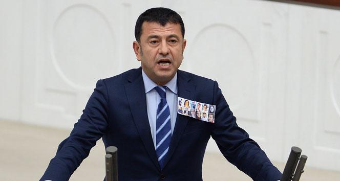 Ağbaba Ankara'da ölenlerin fotoğraflarıyla yemin etti