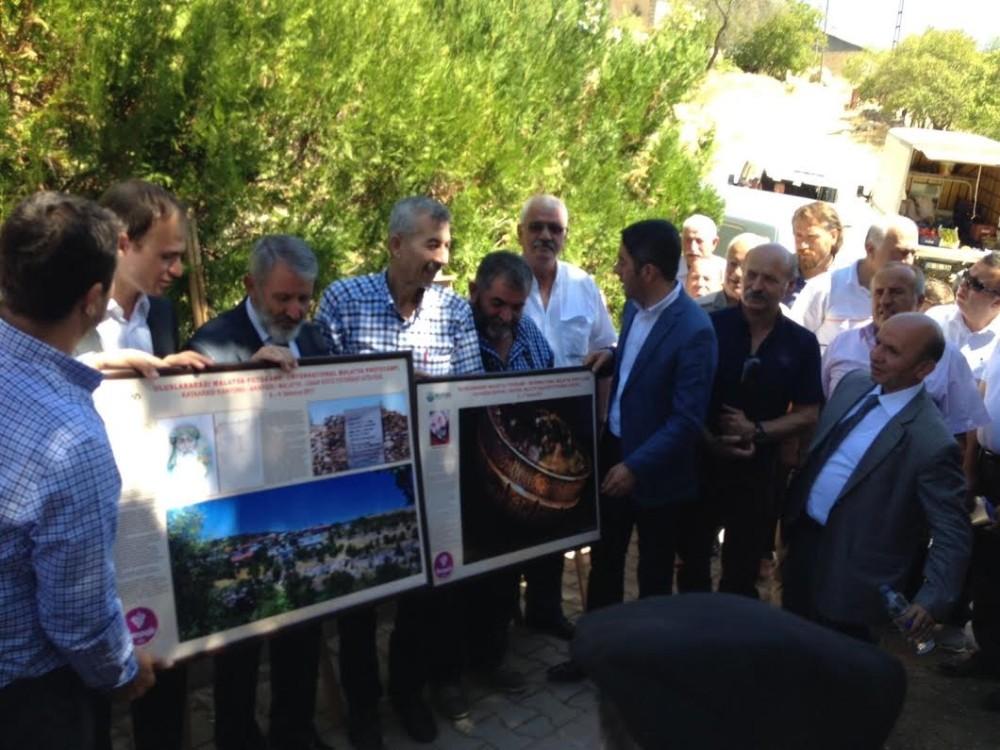 Arapgir'de Cemevi ve Kültür Merkezinin açılışı gerçekleşti
