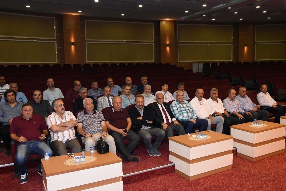 Malatya'dan Kuzey Irak'taki referanduma