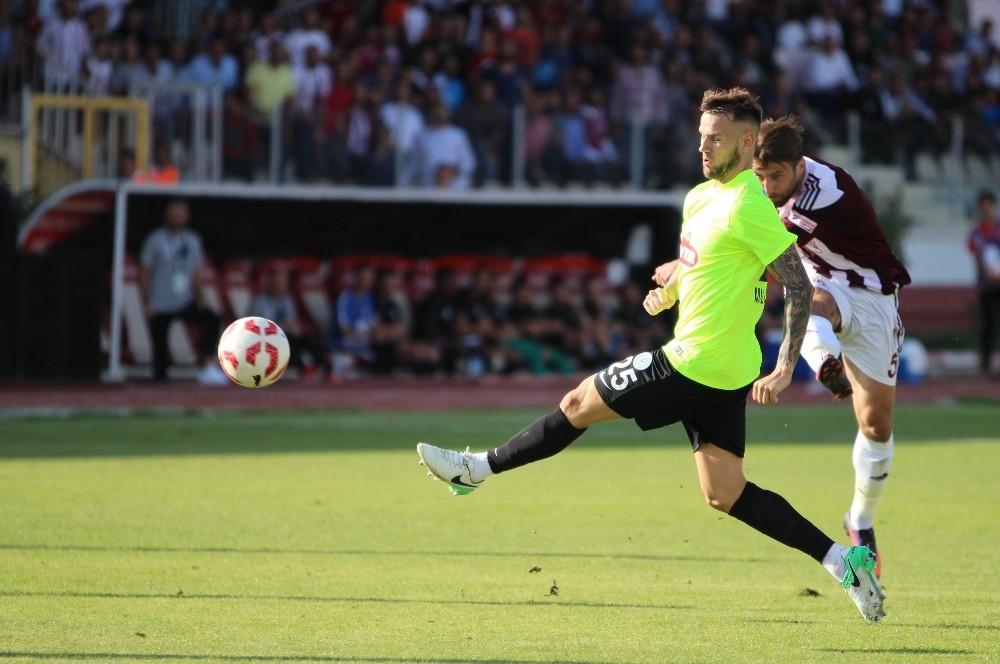 TFF 1. Lig: Elazığspor: 3 - Çaykur Rizespor: 1