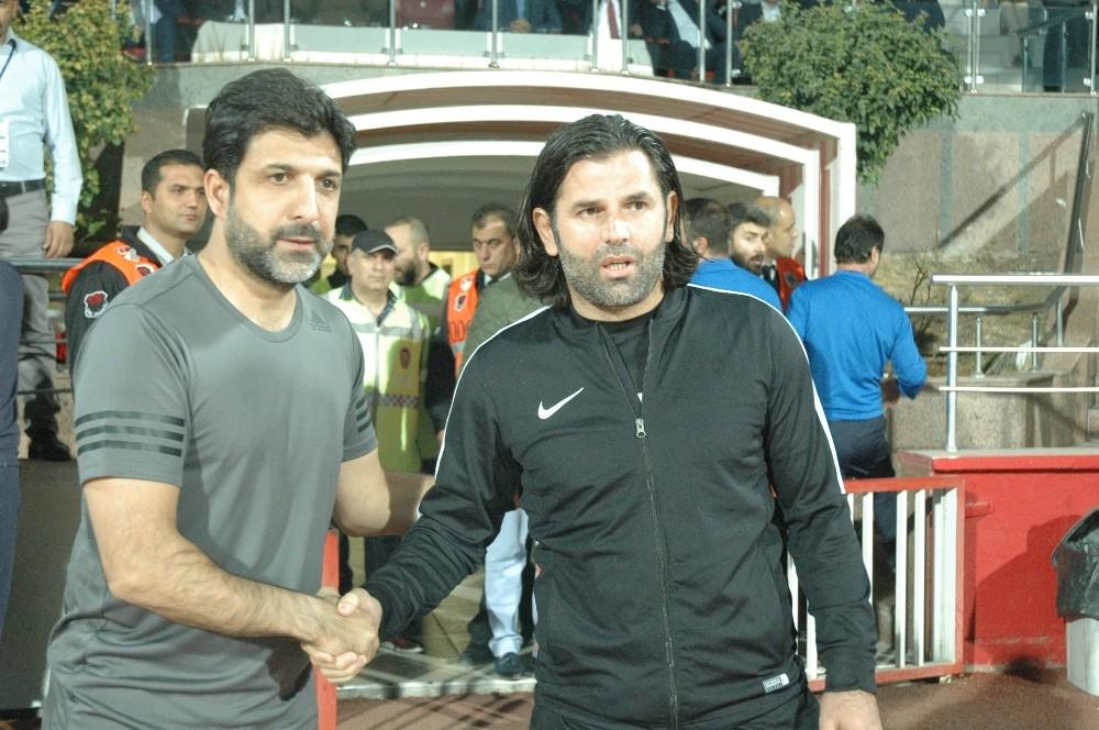 Ziraat Türkiye Kupası: Kahramanmaraşspor: 1 - Çaykur Rizespor: 0