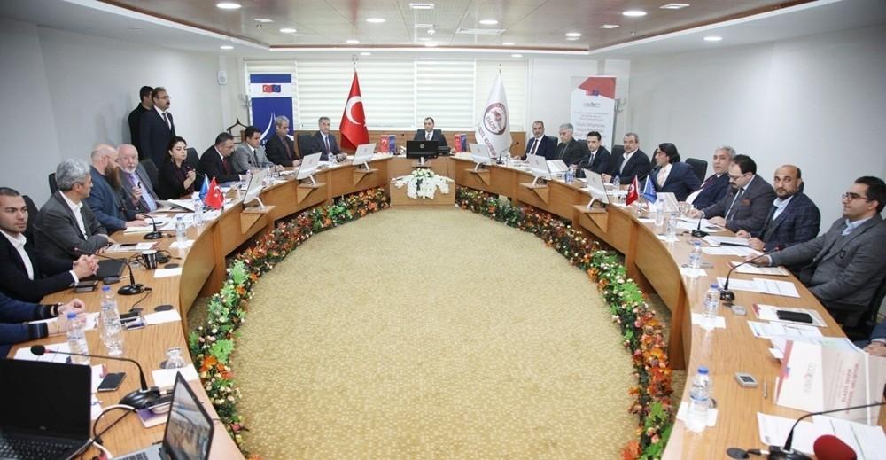 Elazığ İŞGEM 3. yönlendirme kurulu toplantısı yapıldı
