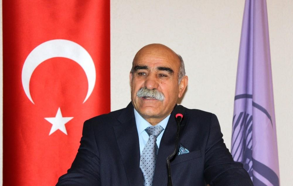 Nuri Anaç 37 yıldır yürüttüğü başkanlığa yine seçildi