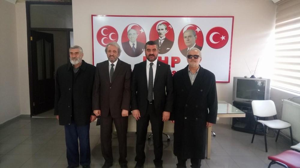 MHP İl Başkanı Avşar Ağbaba Malatya'nın adını kötüye çıkartıyor