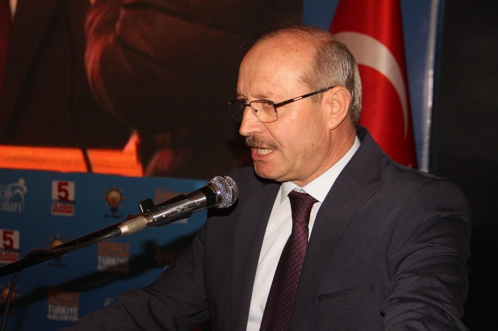 """AK Parti Genel Başkan Yardımcısı Sorgun: """"100 yıl önce 2'inci Abdülhamid Han ne yaptıysa bugünde Recep Tayyip Erdoğan aynısını yaptı"""""""