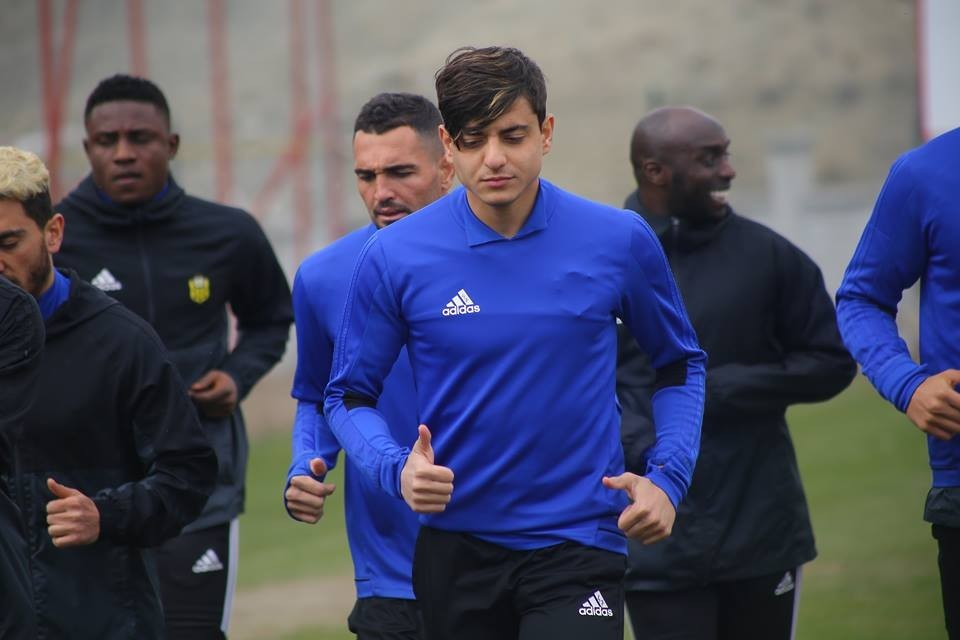 Evkur Yeni Malatyasporlu Genç Futbolcu  Ümit Milli takıma çağrıldı