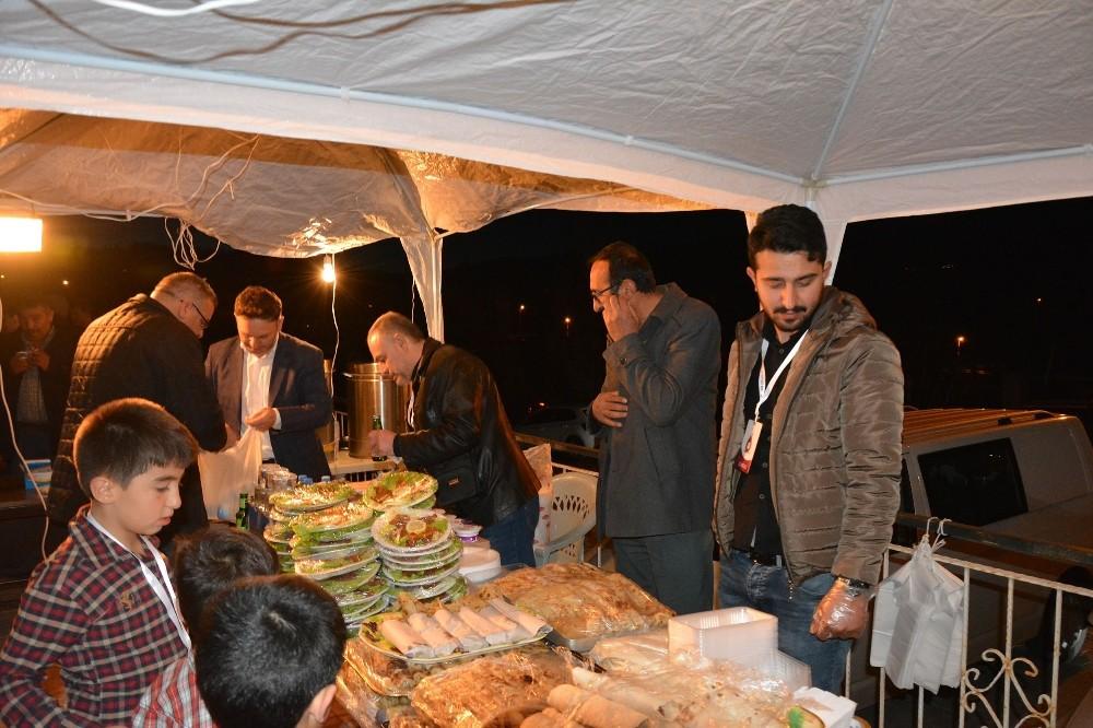 Suşehri'nde 'Muhabbet Geceleri' düzenlendi