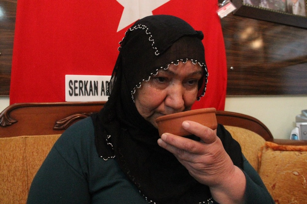 Şehit annesi: