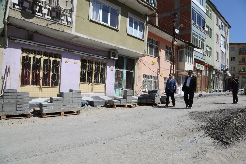 Sancaktar Türbesi'nde restorasyon çalışmaları devam ediyor