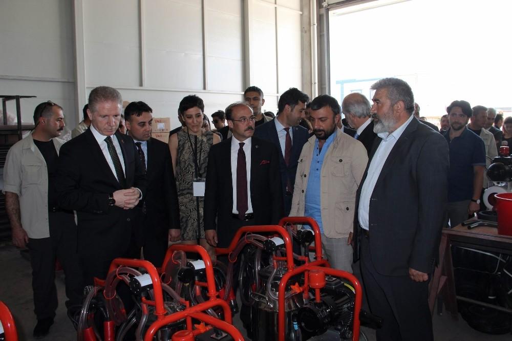 Sivas'ta İŞGEM hizmete açıldı