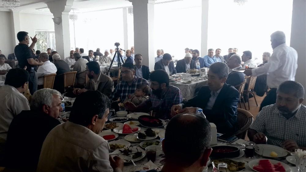 Kahta'da Din Görevlileri Bilgilendirme Toplantısında bir araya geldi