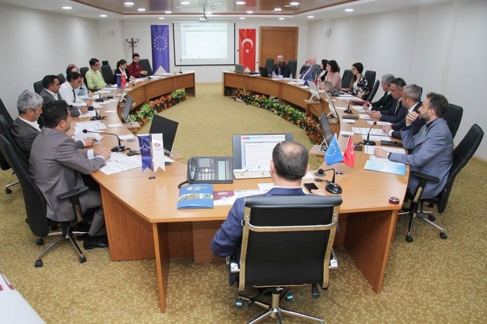 Elazığ İŞGEM 4. yönlendirme kurulu toplantısı yapıldı