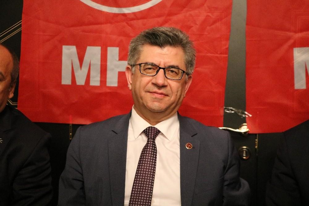 """MHP'li Aycan: """"AK Parti'nin adayı belli değilken bizim adayımız Recep Tayyip Erdoğan'dı"""""""