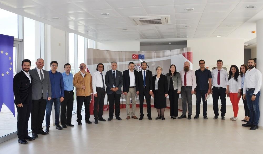 Elazığ İŞGEM'de çalıştay düzenlendi