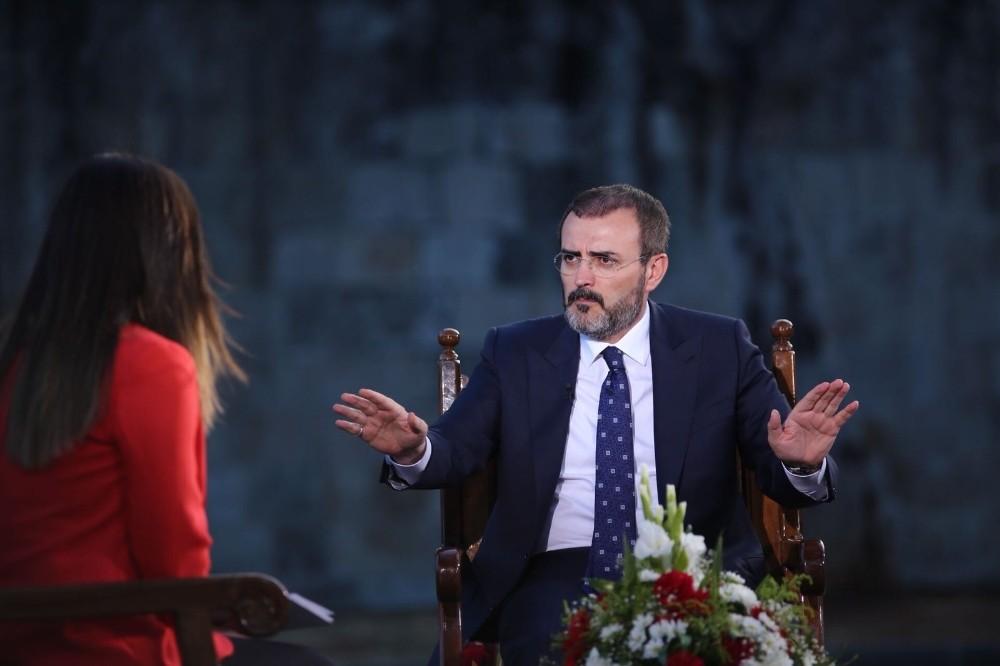 """AK Parti Sözcüsü Ünal: """"Yeni dönemde bedelliyi gündemimize alacağız"""""""