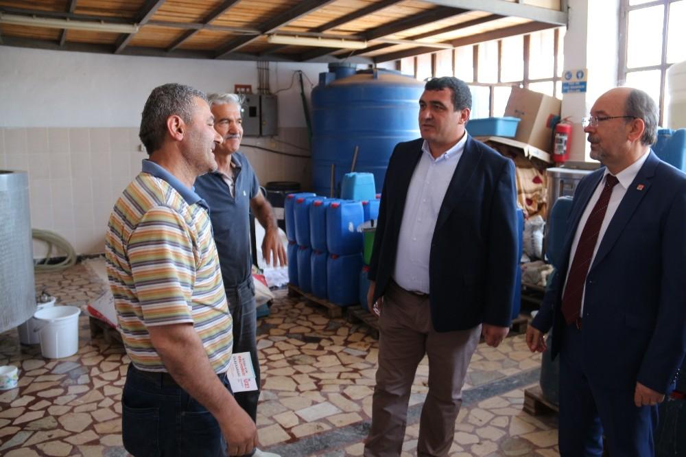 CHP Sivas Milletvekili adayı Karasu: