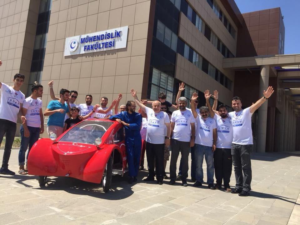 Yaman Spaceways TÜBİTAK'ın yarışlarına katılacak