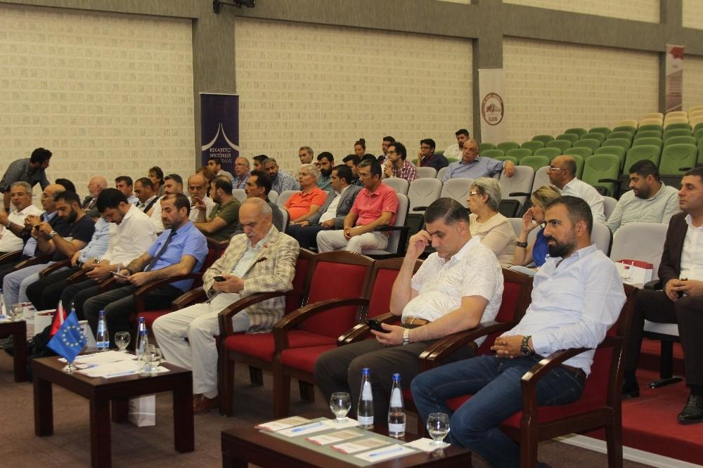 Elazığ İŞGEM tanıtım toplantısı yapıldı