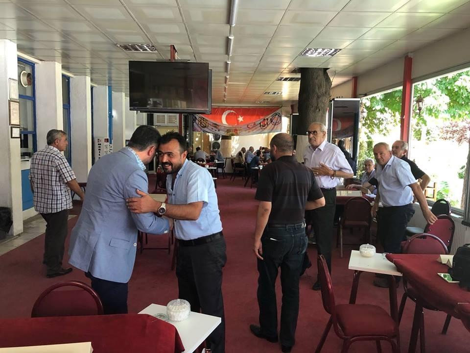 Başkan Avşar'dan TCDD.5.Bölge Müdürlüğüne ziyaret