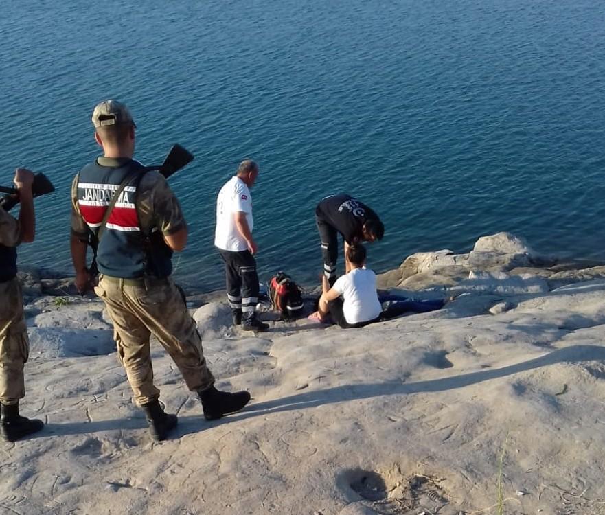 Suriyeli çocuk barajda boğuldu