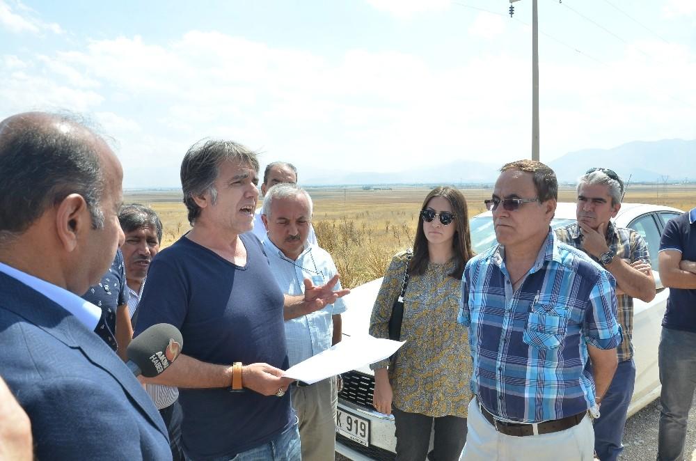 Elbistan'a 60 bin baş kapasiteli Besi OSB yapılacak
