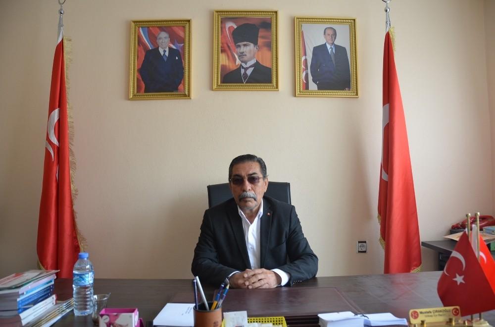Başkan Çırakoğlu seçime hazır olduklarını söyledi