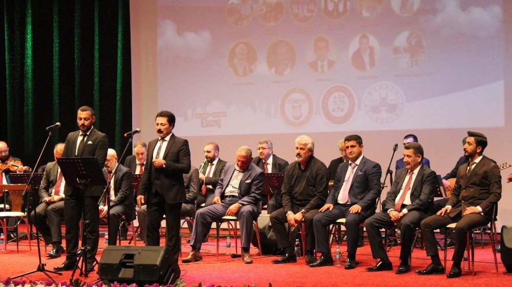 """Elazığ'da """"Babalar Oğullar, Ustalar Çıraklar Harput Müziği Konseri"""