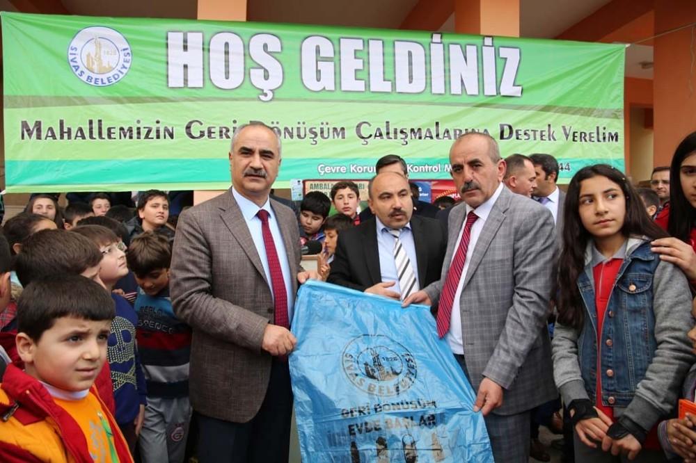 Sivas'ta 223 bin ağacın kesilmesi önlendi