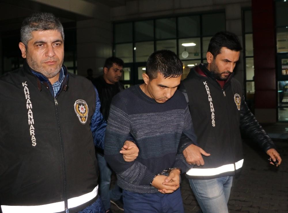 Cani damat tutuklandı