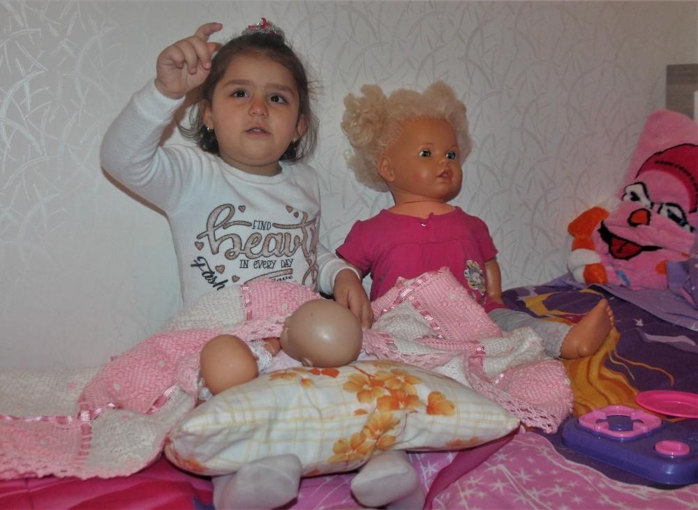 3,5 yaşındaki Zeynep, erken teşhisle 'Lösemiyi' yendi