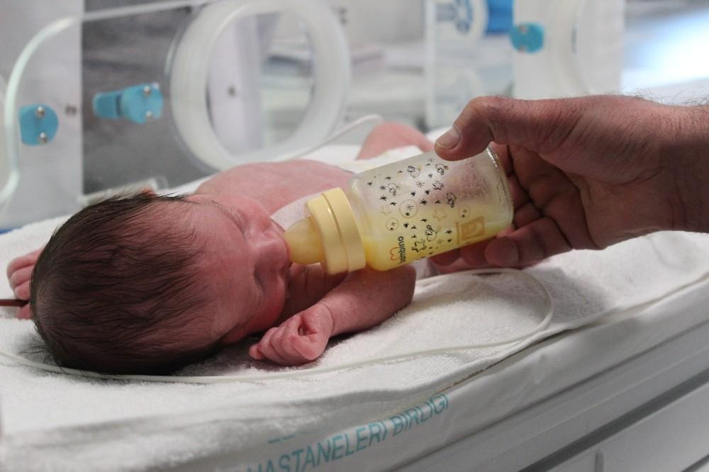 Doğduktan 16 saat sonra yapılan