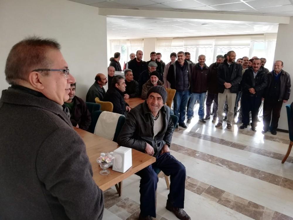 Akçadağ Belediyesi, TYÇP Kapsamında 40 işçi alımı yaptı