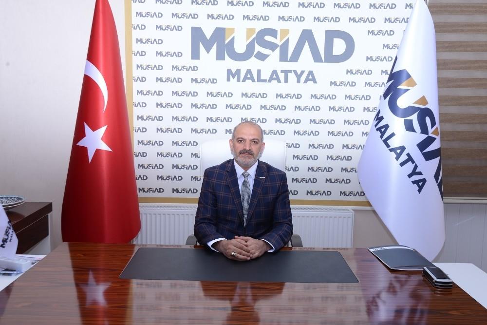 MÜSİAD Malatya Başkanı Kalan'dan asgari ücret açıklaması