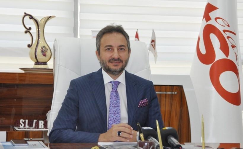 Elazığ TSO Başkanı Arslan;