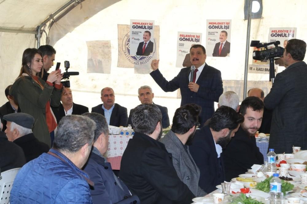 AK Parti'de adaylar çalışmalara hız verdi