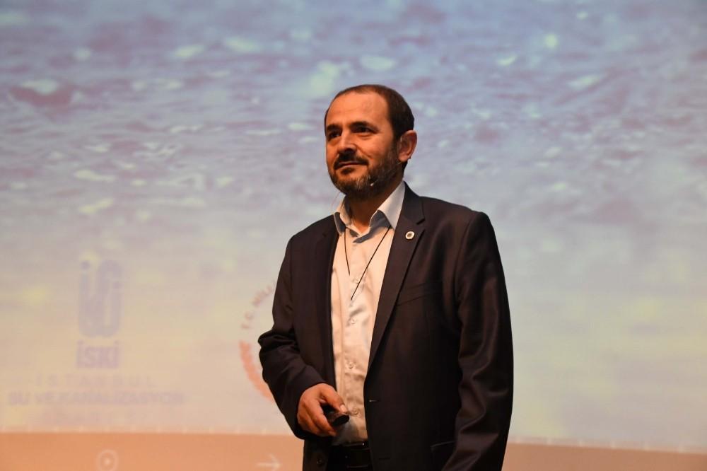 """Adıyaman Üniversitesinde """"Su Kullanım Bilinci"""" konferansı"""