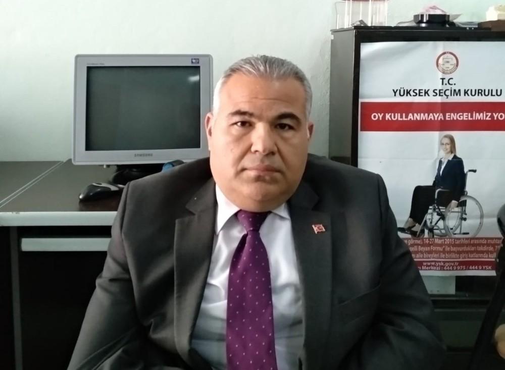 Harputluoğlu yeniden başkanlığa seçildi