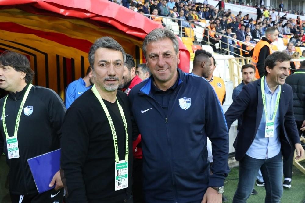 E.Y. Malatyaspor Sportif Direktörü Ali Ravcı'ya Türkiye ve Almanya'dan teklifler var