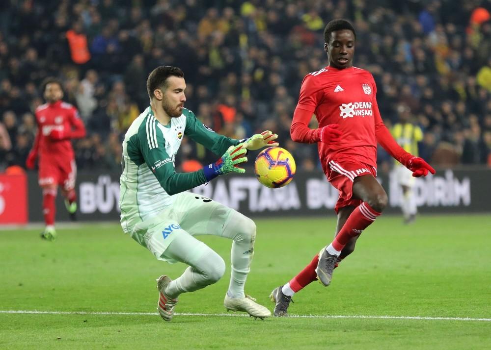 Kupada Sivasspor ile Fenerbahçe karşılaşacak
