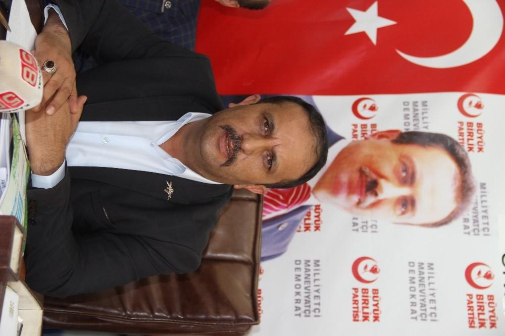 BBP Sivas İl Başkanı Uğur Bulut: