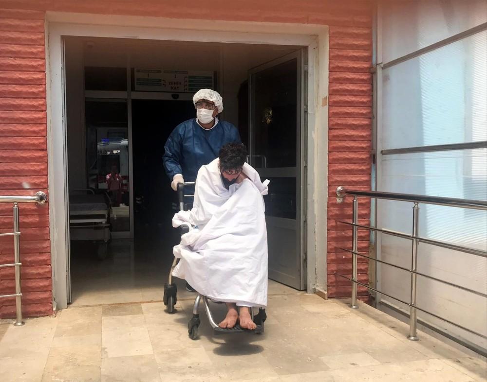15 tarım işçisi kimyasal ilaçtan zehirlendi