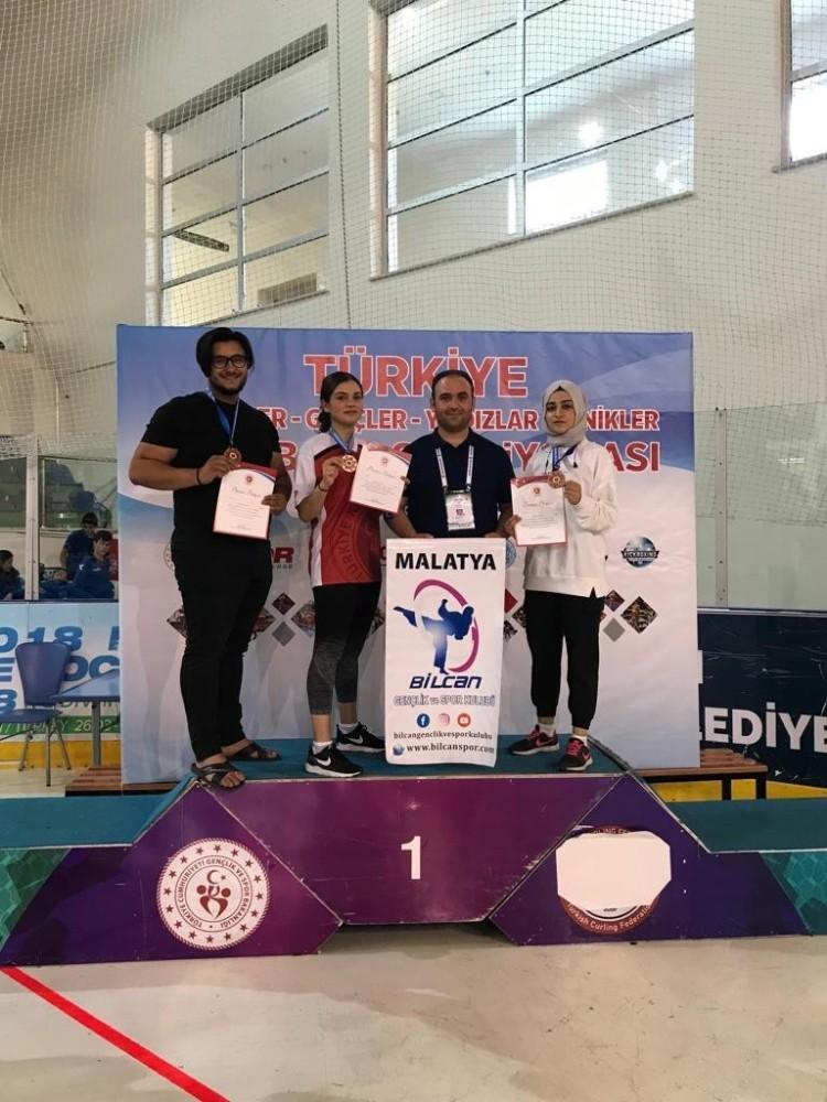 Malatya'dan milli takıma sporcu