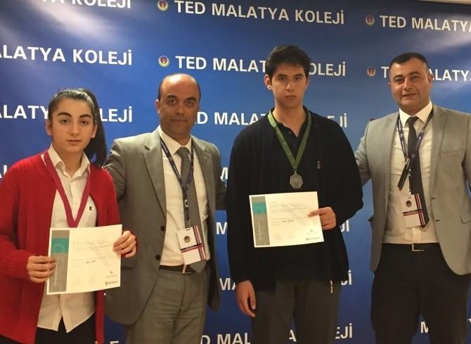 TED Uluslararası Matematik Yarışmasında Dünya 13.'sü Oldu