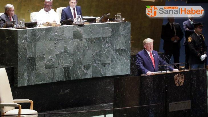 ABD Başkanı Donald Trump, 'ABD, Çin ile ilişkilerinde dengeyi sağlamaya kararlı. umarım her iki tarafın çıkarına olan bir anlaşmaya ulaşırız' dedi.