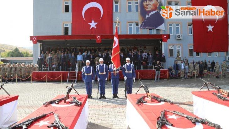 Malatya'da Acemi erler törenle yemin etti