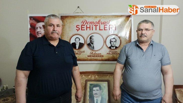 Adnan Menderes ve Fatin Rüştü Zorlu'nın ismini Adıyaman'daki iki kardeş yaşatıyor
