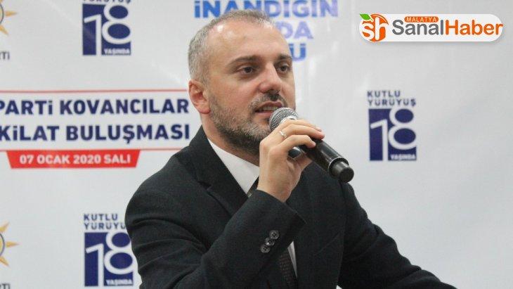 AK Parti Genel Başkan Yardımcısı Kandemir:'Türkiye'nin milli menfaatlerine muhalefet ediyorlar'