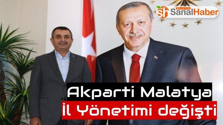 Akparti Malatya İl Yönetimi değişti